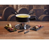 Artesà Ceramic Cheese Fondue Set