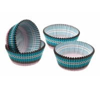 Sweetly Does It Pack of 80 Circle Design Mini Cake Cases