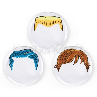 Fred Dinner Do's Boy's Hairstyle Plates