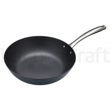 Master Class Professional Induction Ready 30cm Wok