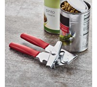 Swing-A-Way Red Comfort Grip Portable Can Opener