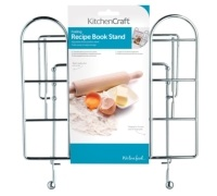Kitchen Craft Adjustable Folding Recipe Book Holder