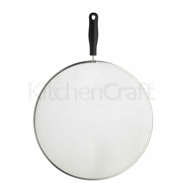 KitchenCraft Extra Large Wire 33cm Splatter Screen
