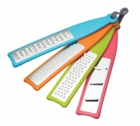 Colourworks Set of 4 Handheld Graters