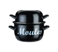 World of Flavours Mediterranean Standard Mussels Pot