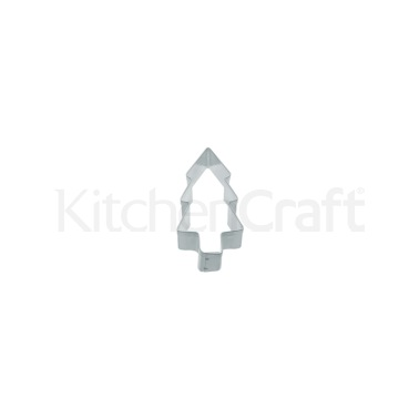 Kitchen Craft 5cm Christmas Tree Shaped Cookie Cutter