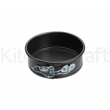MasterClass Non-Stick 12cm Loose Base Spring Form Cake Pan