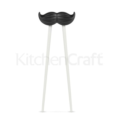 Fred Mustache Silicone Chopsticks
