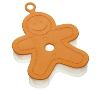 Let's Make Gingerbread Man 3D Cutter