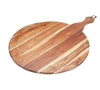 Master Class Extra Large Acacia Wood Paddle Serving Board