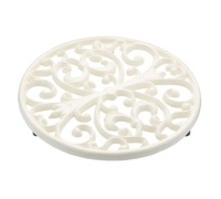 Kitchen Craft Cast Iron Round Trivet