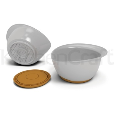 Reo Strain & Serve Mixing Bowl
