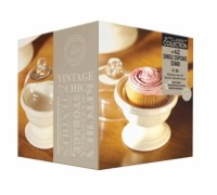 Classic Collection Ceramic Mini Cake Stand