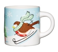 Santa & Friends Ceramic 500ml Mug