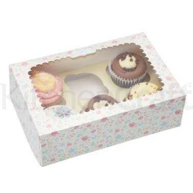 Sweetly Does It Pack of 2 Paper Cake Boxes