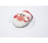 Kitchen Craft Non-Stick Santa Claus Shaped Baking Pan