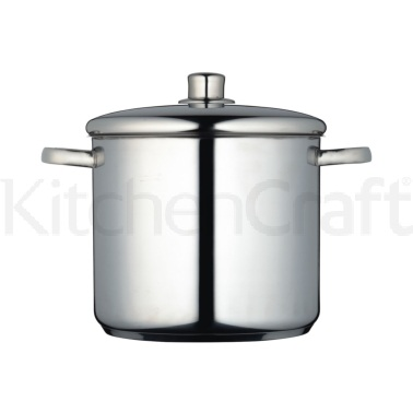 Master Class Stainless Steel 8.5 Litre Stockpot