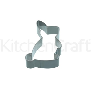 KitchenCraft 9cm Rabbit Shaped Cookie Cutter
