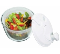 KitchenCraft 19cm Mini Salad Spinner