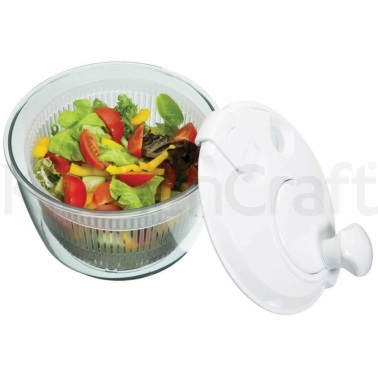 Kitchen Craft 19cm Mini Salad Spinner