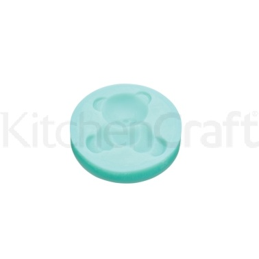 Sweetly Does It Teddy Bear Silicone Fondant Mould