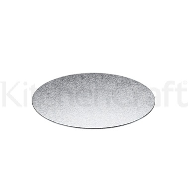 Sweetly Does It Silver 30cm Round Cake Board