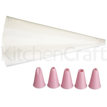 Sweetly Does It 6 Piece Cake Decorating Kit