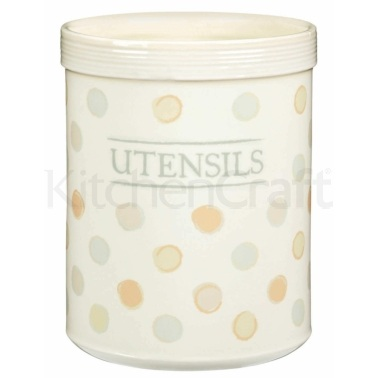 Classic Collection Ceramic Utensil Holder