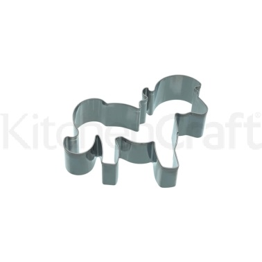 KitchenCraft 9.5cm Horse Shaped Cookie Cutter