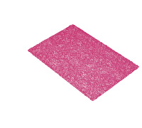 KitchenCraft Woven Pink Texture Placemat