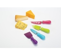 Colourworks 4 Piece Cheese Serving Set