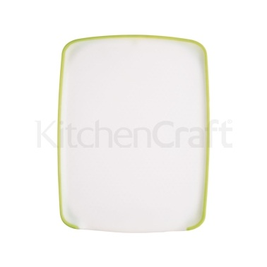 Reo White & Green Chop and Pour Board