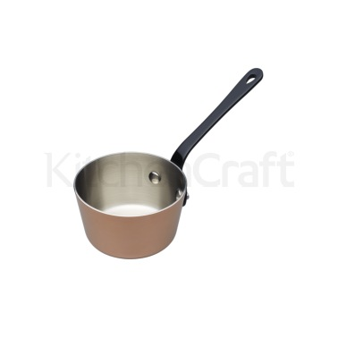 Artesà Copper Tri-ply 10cm Mini Saucepan