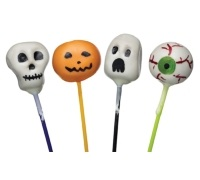 Spookily Does It Silicone Halloween Cake Pop Mould