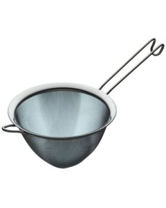 Photo of KitchenCraft Stainless Steel 18cm Fine Mesh Conical Sieve