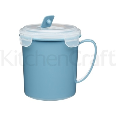 KitchenCraft Microwave 650ml Soup Mug