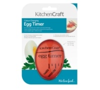 KitchenCraft Colour Changing Egg Timer
