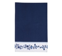 Kitchen Craft Traditional Blue Set of 2 Tea Towels