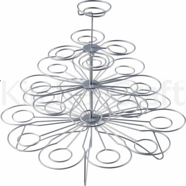Sweetly Does It Wire Cupcake Tree for 23 Cakes
