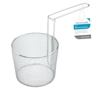 KitchenCraft Tinned Blanching Basket