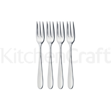 MasterClass Set of 4 Pastry Forks