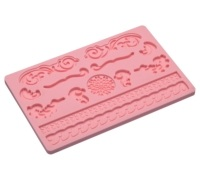 Sweetly Does It Filigree Silicone Fondant Mould