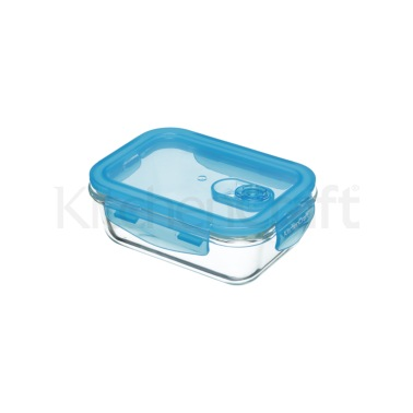 Pure Seal Glass Rectangular 350ml Storage Container
