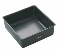 MasterClass Non-Stick 30cm Loose Base Deep Cake Pan