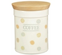Classic Collection Ceramic Coffee Storage Jar
