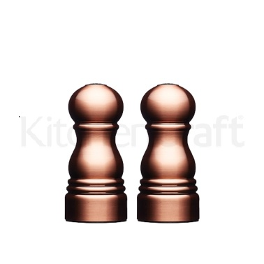 MasterClass Tabletop Salt & Pepper Shakers Set
