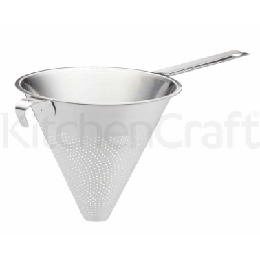 Kitchen Craft Stainless Steel 17.5cm Conical Sieve