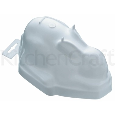 KitchenCraft Rabbit Shaped 600ml (1 Pint) Jelly Mould