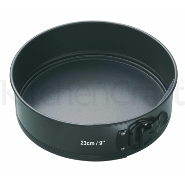 MasterClass Non-Stick 23cm Loose Base Spring Form Pan