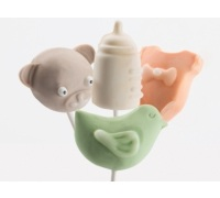 Sweetly Does It Baby Silicone Cake Pop Baking Pan